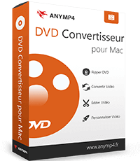 AnyMP4 DVD Convertisseur