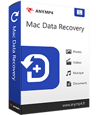 AnyMP4 Mac Data Recovery