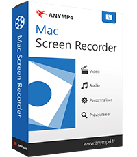 AnyMP4 Mac Screen Recorder