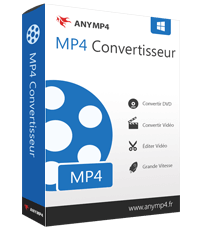 AnyMP4 MP4 Convertisseur