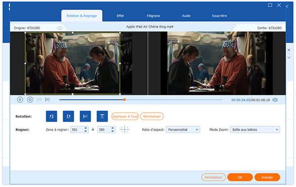Comment retourner faire pivoter la vid o par vlc - Logiciel couper video mac ...