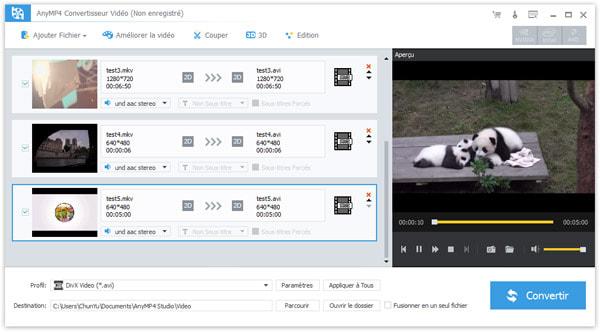 AVI en MP4: Comment Convertir AVI en MP4 en utilisant VLC