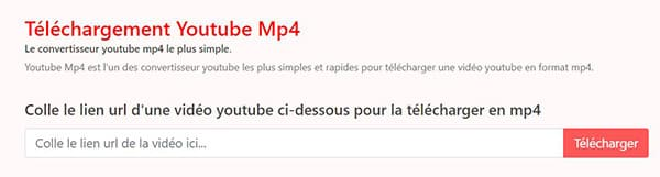 Convertir YouTube en MP4 en ligne avec YouTube MP4