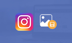 Enregistrer une photo Instagram