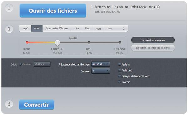 convertir youtube en mp3 mac en ligne